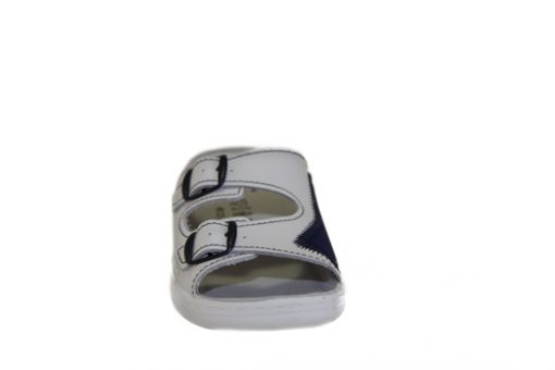 Women's Comfort Buckle Slipper