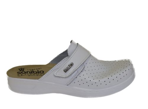 Velcro Closed Comfort Clog