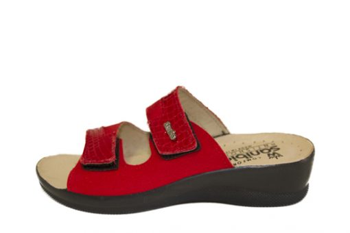 Women's Velcro Comfort Slipper