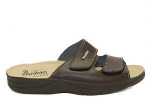 Men's Velcro Comfort Slipper