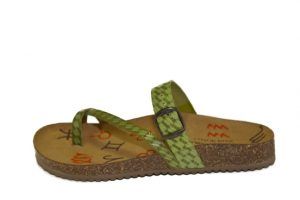 Comfort Cross Toe Sandal