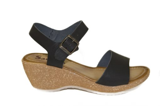 Comfort Wedge Shoe