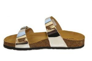 Comfort Sandal Double Buckle