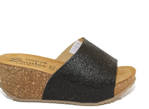 Holly Cork Wedge